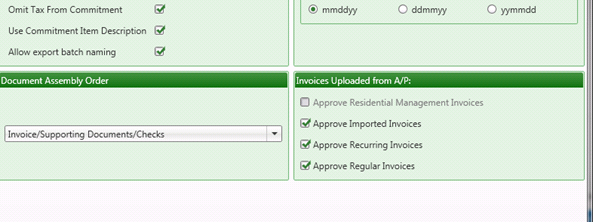 Topic IMPORT INVOICES ORIGINALLY ENTERED AND POSTED IN SAGE CRE - Invoice routing software